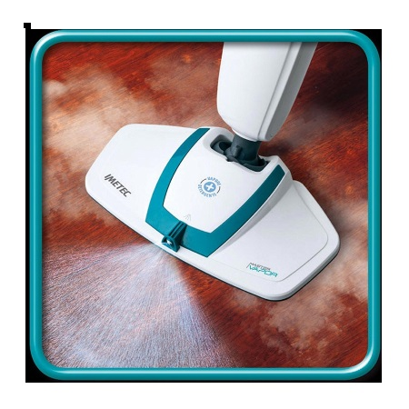 Imetec scopa a vapore detergente master vapor detergent for Imetec master vapor