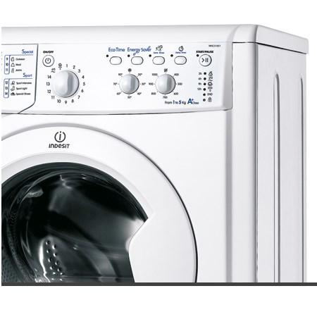 INDESIT Lavatrice a carica frontale - IWSC 51051 C ECO
