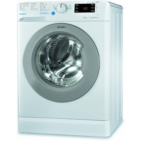 Indesit Lavatrice carica frontale 10 kg. - Bwe101484xwsssit
