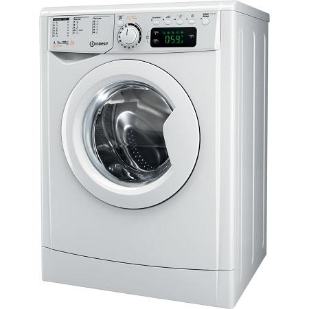 Indesit Capacità di lavaggio (kg): 7 - Ewde 71280 W Eu