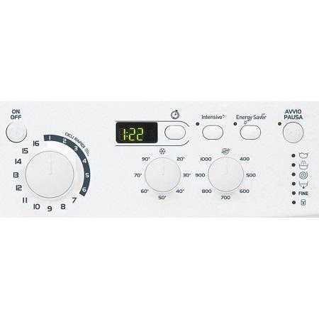 Indesit Capacità (kg): 7 - Ewd 71052 W It N