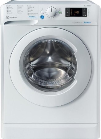 Indesit lavatrice carica frontale 7 kg. - BWE 71283X W IT N