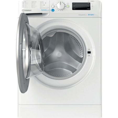 Indesit lavatrice carica frontale 8 kg. - BWE 81285X WS IT