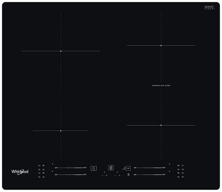 Whirlpool Piano cottura elettrico - Wb S2560 Ne