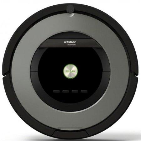 Irobot - Roomba 866 Grigio