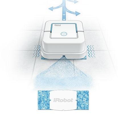 iRobot Robot puliscipavimenti - Braava jet