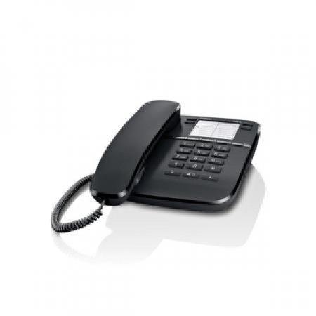 SIEMENS Telefono a filo - DA 410 BLACK