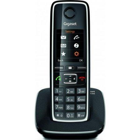 Siemens Telefono cordless - C530 Nero