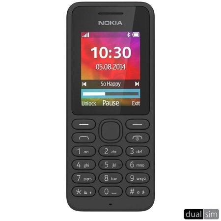 Microsoft - Nokia 130 Black