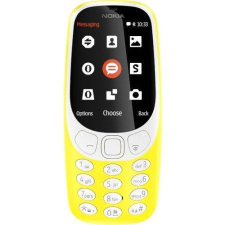 Nokia - 3310 giallo