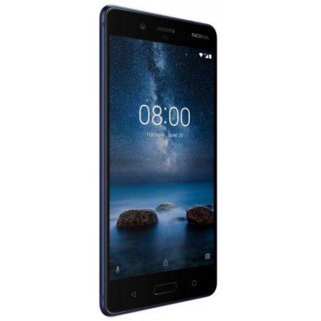 Nokia Smartphone - 8 Dsblu