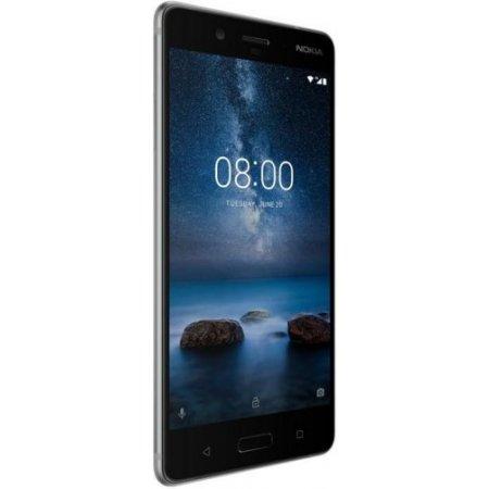 Nokia Smartphone - 8 Dssilver