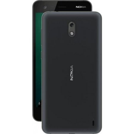 Nokia Smartphone 8 gb ram 1 gb quadband - 2 Dual Sim Nero