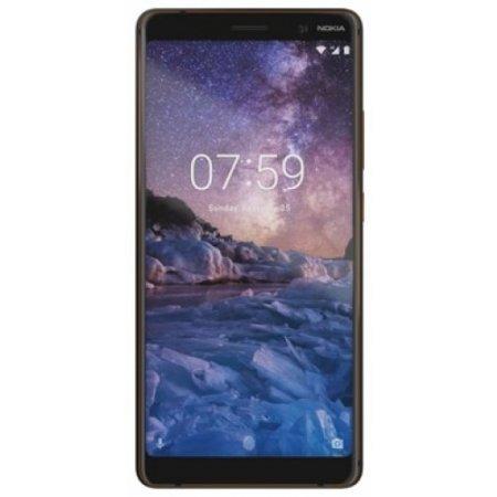 Nokia - 7plus Nero-rame