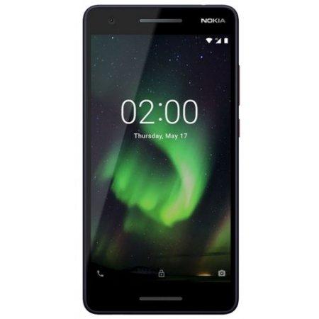 Nokia Smartphone 8 gb ram 1 gb. quadband - 2.1 Blu-rame