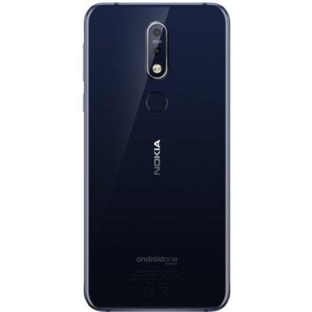 Nokia Smartphone 32 gb ram 3 gb quadband - 7.1 Blu