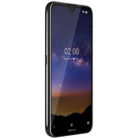 Nokia Smartphone 16 gb ram 2 gb. quadband - 2.2 16gb Nero