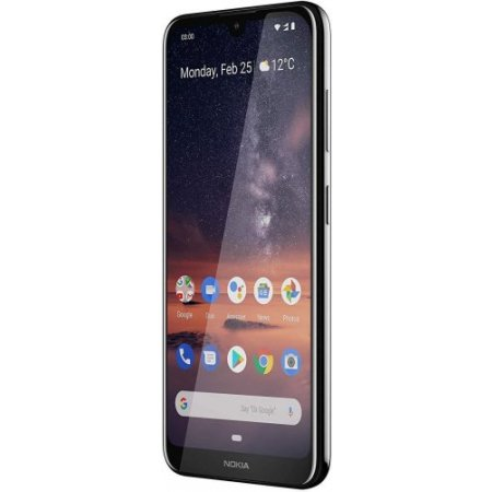 Nokia Smartphone 32 gb ram 3 gb. quadband - 3.2 32gb Nero