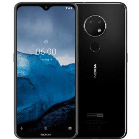 Nokia Smartphone 64 gb ram 4 gb. quadband - 6.2 Nero