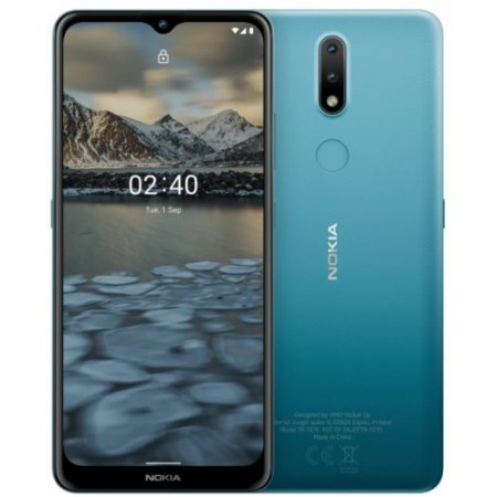 Nokia - 2.4 32gb Blu
