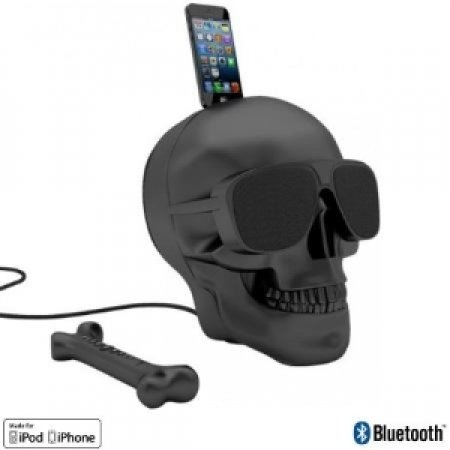 JM JARRE - AEROSKULL HD BLACK CHROME