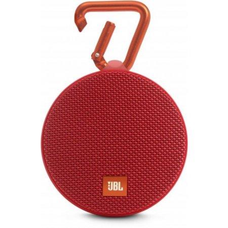 Jbl Speaker portatile 1 via - Clip2 Rosso