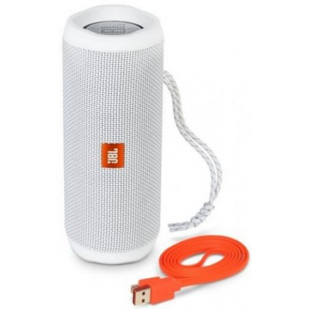 Jbl Speaker portatile1 via - Flip4  Bianco
