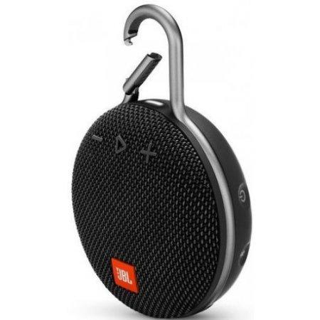 Jbl Speaker portatile 1 via - Clip 3 Nero