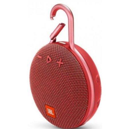 Jbl Speaker portatile 1 via - Clip 3 Rosso