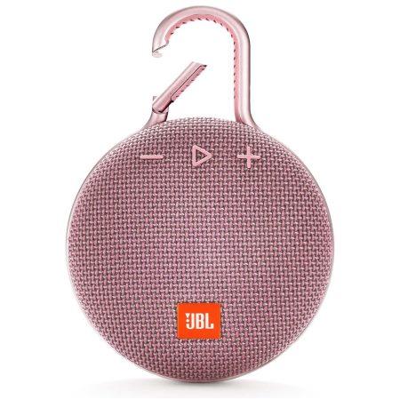 Jbl Speaker portatile 1 via - Clip 3 Rosa