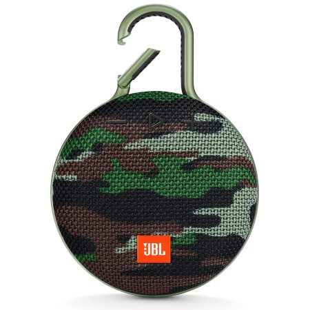 Jbl - Clip 3 Camouflage
