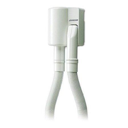 Johnson Elettrodomestici - Asciugacapelli Professionale da muro Basik