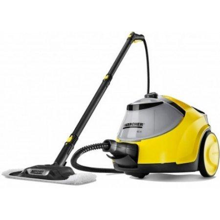 Karcher Pulitore a vapore 2200 w - Sc5 1512-500.0 Nero-giallo