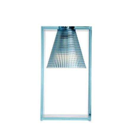 Kartell Lampada da tavolo - LIGHT AIR LAMPADA TAVOLO AZZURRO 9110/az