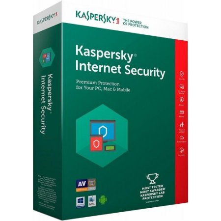 Kaspersky Software antivirus box - Kl1941t5efs-8slim