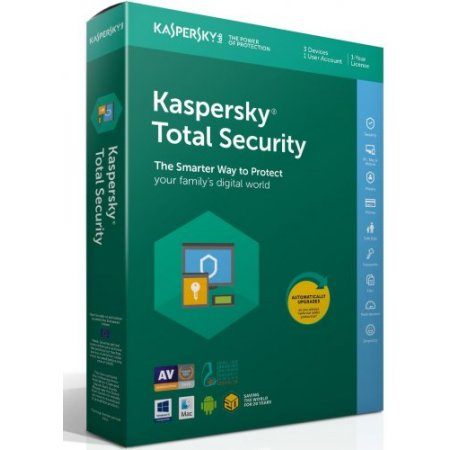 Kaspersky Software antivirus box - Kl1949t5cfs-9slim