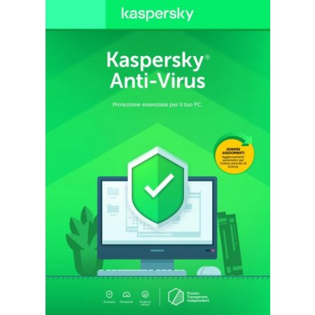 Kaspersky Software antivirus - Kl1171t5afs-20slim