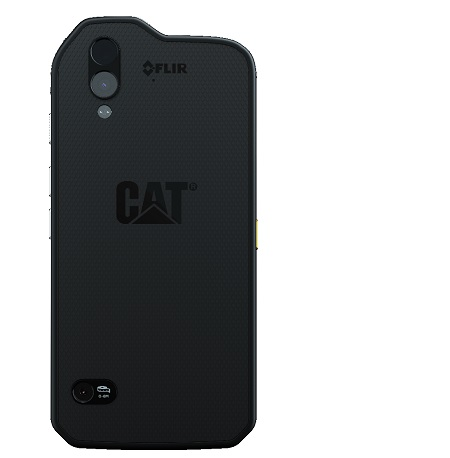 Cat Luminosa con 5,2 pollici di Display FHD IPS - Cat S61 Demo