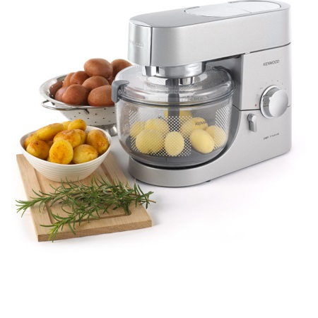 Kenwood Accessorio adatto per robot Kenwood Chef - At444 - Accessorio Pelapatate