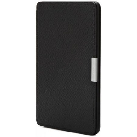 Kindle Custodia ebook - Custodia Paperwhite Nero - B008badt4k
