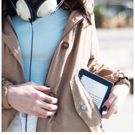 """Kindle Display e-Paper da 6"""" - Paperwhite 6"""""""