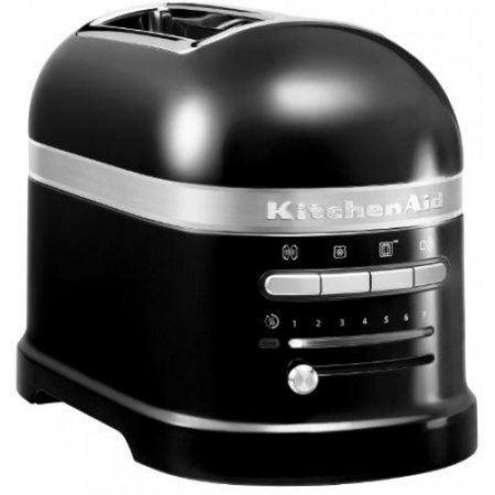 Kitchenaid Tostapane 1250 w - Artisan 5kmt2204eob Nero
