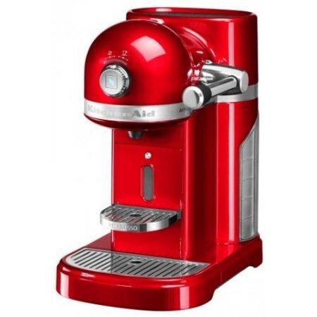 Kitchenaid Macchina caffe' espresso - Artisan Nespresso Rosso - Ikes0503er