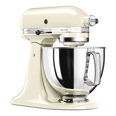 Kitchenaid Impastatrice 300 w - 5ksm125eac Crema