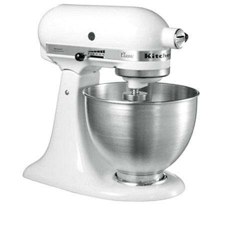 Kitchenaid Robot con ciotola 4,28 litri - K45 Universal 5ksm45ewh