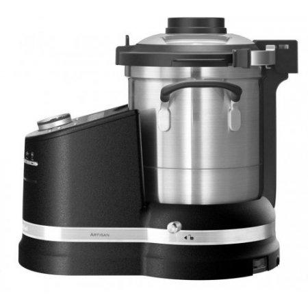 Kitchenaid Robot da cucina 1500 w - 5kcf0104ebk/6 Nero