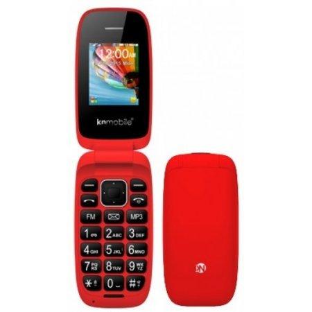 Kn Mobile Cellulare Quadband - E-onerosso