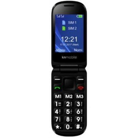 Kn Mobile Cellulare Quadband - K300nero