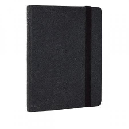 KOBO Custodia per E-Book Reader Kobo Aura - COVER AURA BLACK N514-AC-BK-O-PU