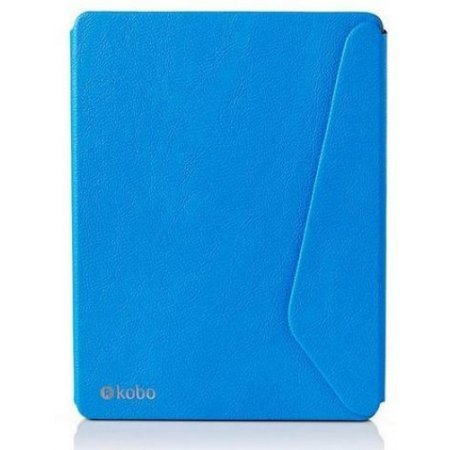 Kobo - Custodia Sleep Blu per Aura H2O Edition2